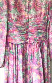 Vintage Floral dress 2 Preview Images