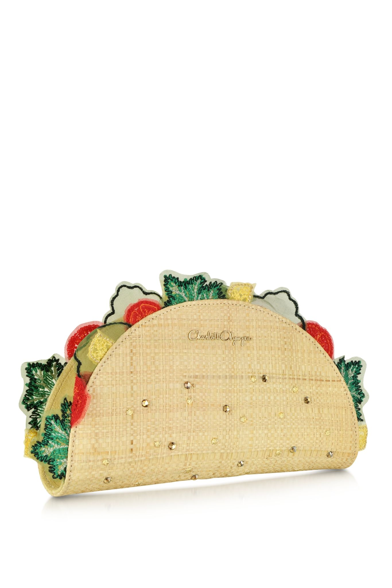 Charlotte Olympia Taqueria Clutch Preview Images