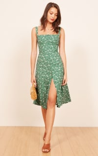 Reformation Persimmon Dress 3 Preview Images