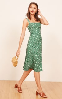 Reformation Persimmon Dress Preview Images