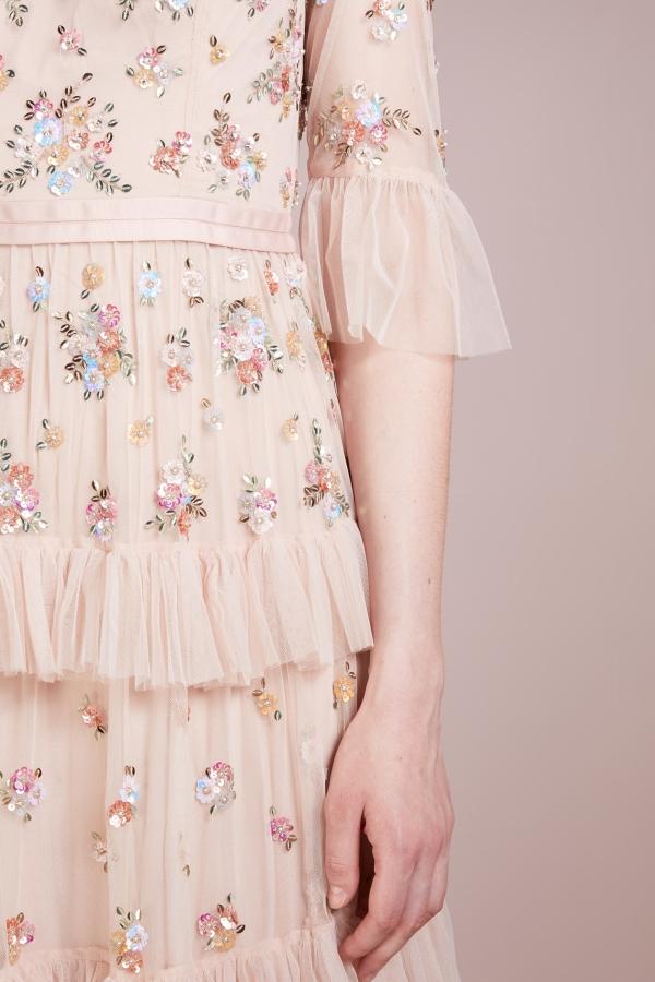 Needle & Thread Lustre Ruffle Gown 4