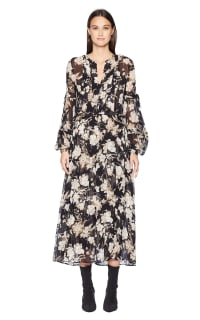 The Kooples French Baroque dress 3 Preview Images