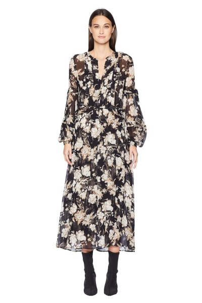 The Kooples French Baroque dress 3