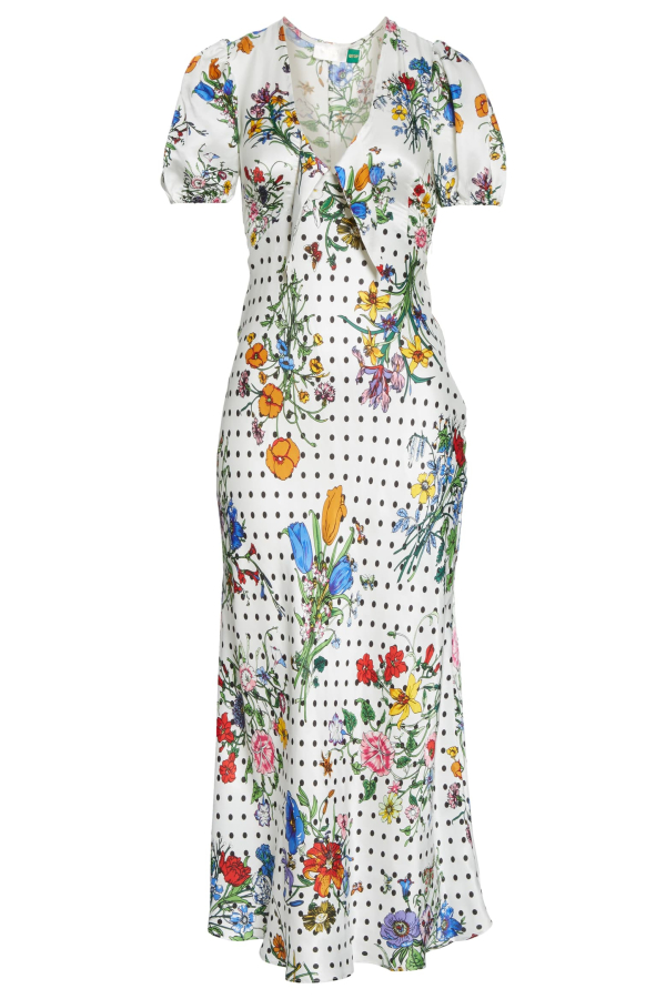 RIXO London Star Dress