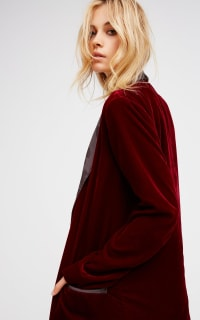 Free People Velvet Dreams Jacket 2 Preview Images