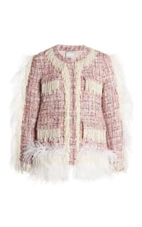 Huishan Zhang Cecil embellished jacket Preview Images