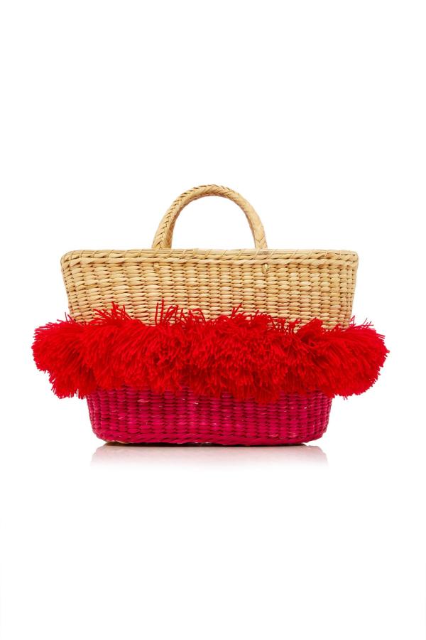 Nannacay Basket bag