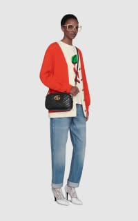 Gucci GG Marmont shoulder bag 2 Preview Images
