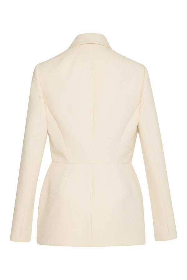 Delpozo Cream blazer 2