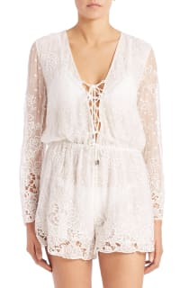 Zimmermann Roza Silk Veil Playsuit 2 Preview Images