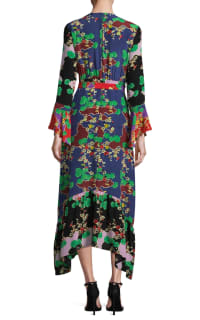 RIXO London The Chrissy Multi-Print Dress 2 Preview Images