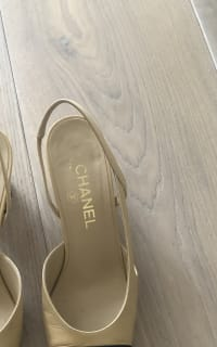 Chanel Slingback shoes 2 Preview Images