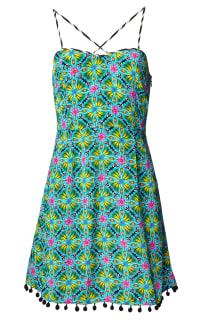 Matthew Williamson Venetia Print Sun Dress  Preview Images