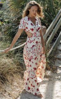 BA&SH Blush Dress 2 Preview Images