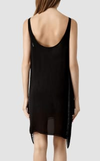 AllSaints Acalia Dress with Side Chain 2 Preview Images