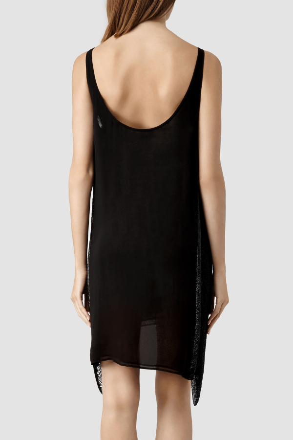 AllSaints Acalia Dress with Side Chain 2
