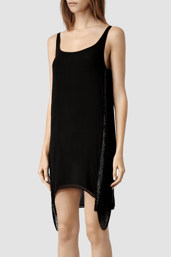 AllSaints Acalia Dress with Side Chain 4