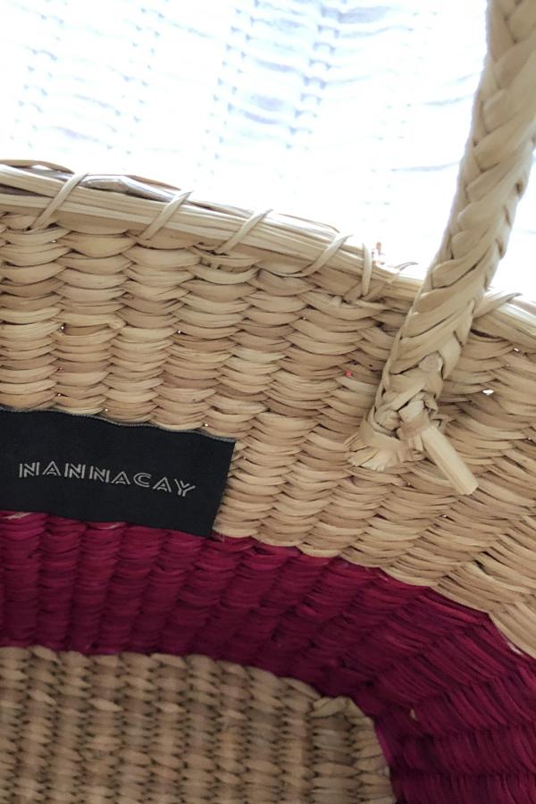 Nannacay Basket bag 2