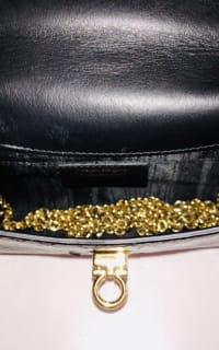 Salvatore Ferragamo Scarlet Python Evening Bag 4 Preview Images