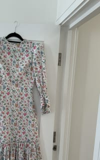 The Vampire's Wife Floral Songbird Dress  2 Preview Images