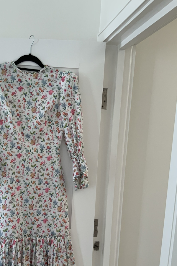 The Vampire's Wife Floral Songbird Dress  2