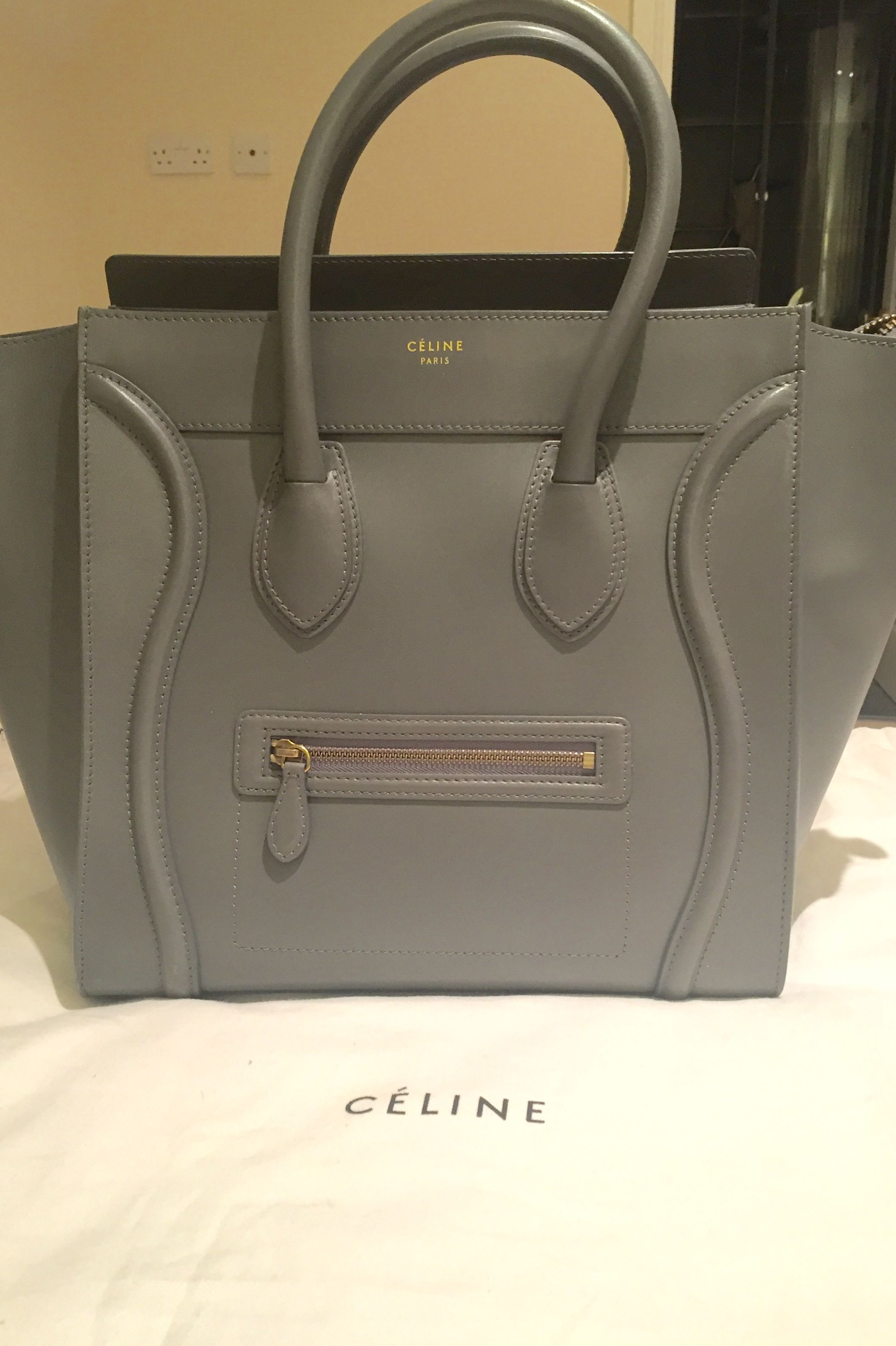 Celine Mini Luggage  4 Preview Images