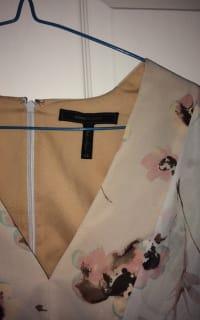 BCBGMAXAZRIA Mabel Floral Print Dres Preview Images