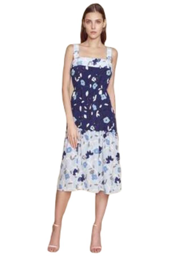 Beulah London floral print summer dress