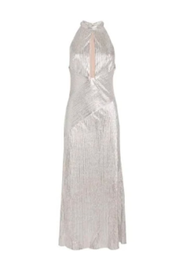 Image 1 of Galvan peek-a-boo cocktail dress
