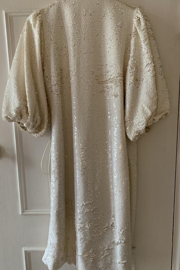 Image 4 of Ganni sonora sequin dress