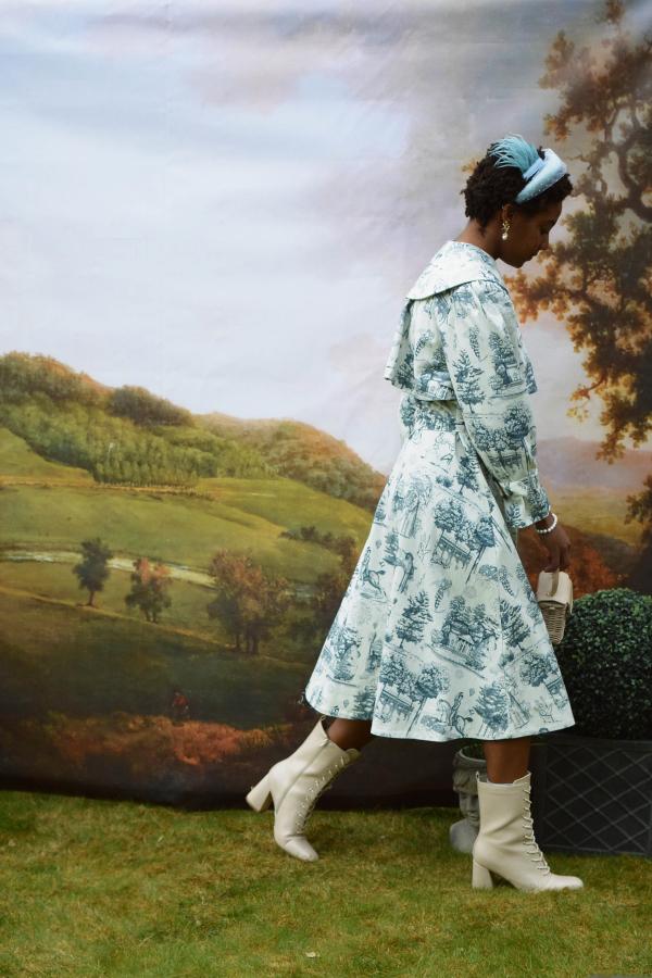 Olivia Annabelle Knightley Coat in Vauxhall 6