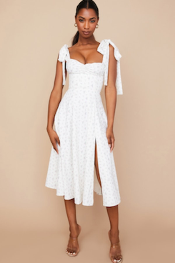 Image 2 of House Of Cb alicia dress