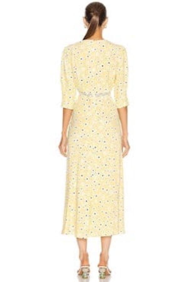 Image 3 of Rixo gemma dress