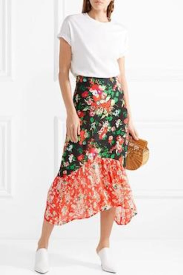 Image 3 of Rixo leandra skirt