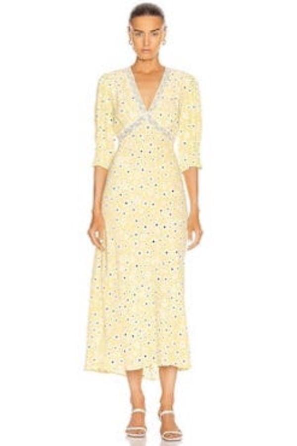 Image 2 of Rixo gemma dress