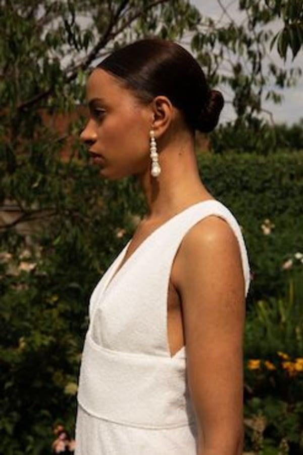 Image 2 of The Own Studio sequin column dress