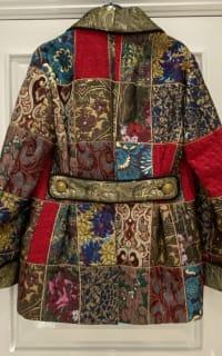 Dolce & Gabbana Brocade & Silk Blazer 3 Preview Images