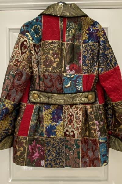 Dolce & Gabbana Brocade & Silk Blazer 3