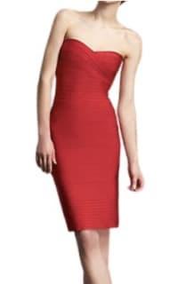 Hervé Léger Mini dress 3 Preview Images