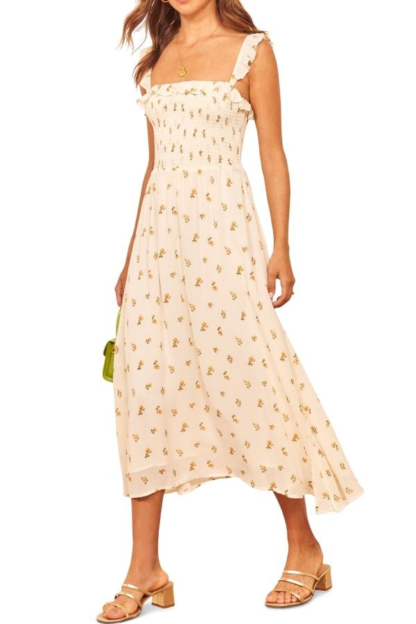 Image 1 of Reformation siesta dress
