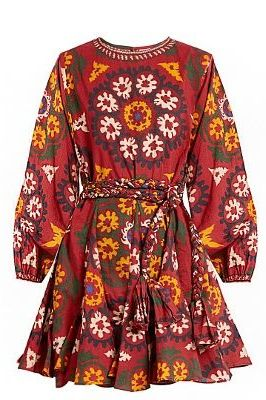 RHODE RESORT - ELLA SUZANI DRESS
