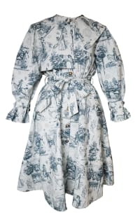 Olivia Annabelle Knightley Coat in Vauxhall 2 Preview Images