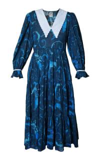 Olivia Annabelle Neptune Dress Atlantis Print Preview Images