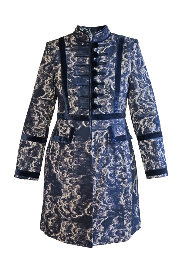 Olivia Annabelle Moby Jacket Tempest Print 2