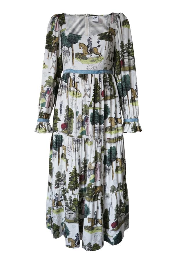 Olivia Annabelle Harriet Dress in Vauxhall  2