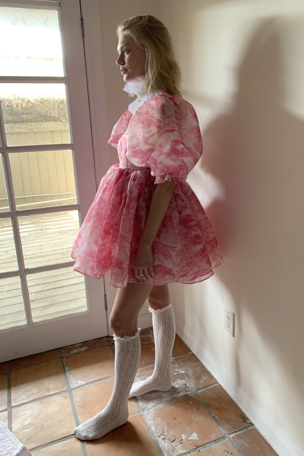 Image 3 of Selkie the puff dress