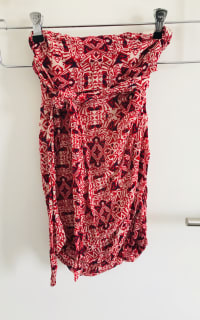 BA&SH Russo Knotted Skirt 3 Preview Images