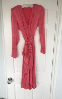 Ghost Meryl Wrap dress 3 Preview Images