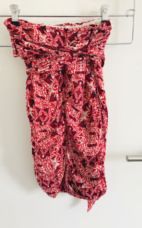 BA&SH Russo Knotted Skirt 2 Preview Images