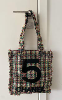 Chanel Tote Bag 4 Preview Images